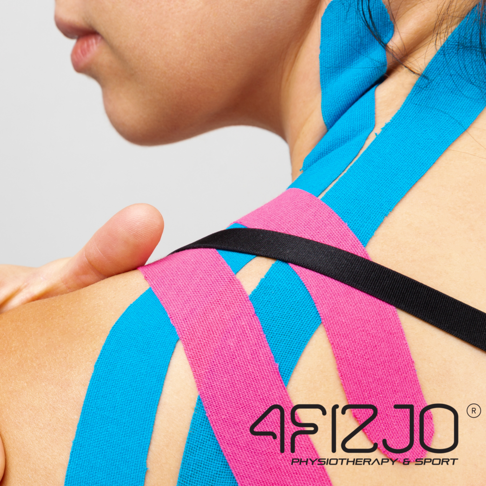 PLASTRY DO TAPE KINESIO TAPING TEJPY KINESIOTAPING