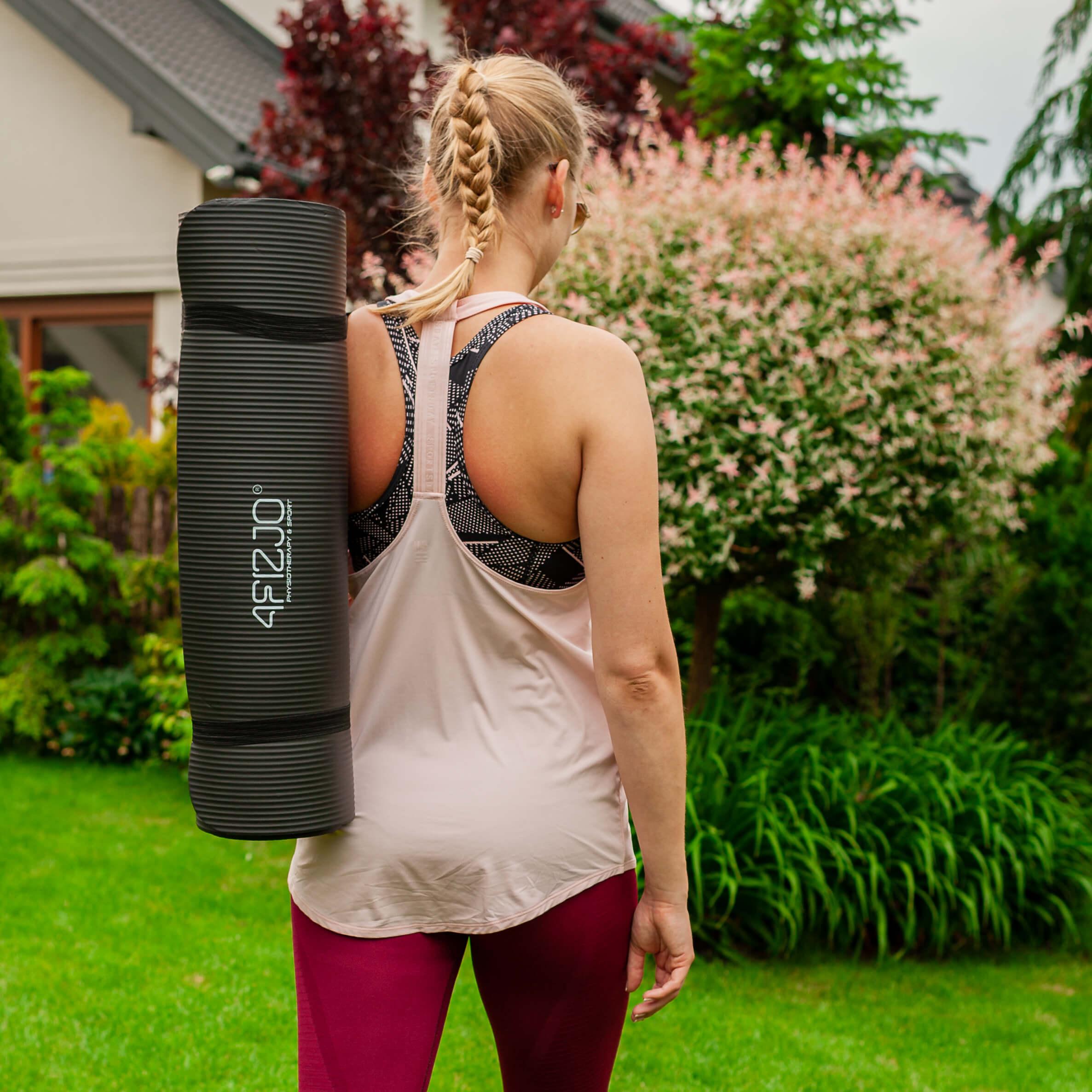 mata do jogi ćwiczeń pilates